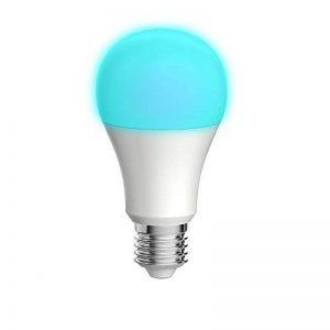 Ampoule Intelligente de Komfami, Ampoule de Wifi, Travail Avec Amazon Alexa, écho, Google Home, Ampoule de LED de 7W Multicolore RGBW, APP Commandée n'importe où, Dimmable, E27 de la marque Komfami image 0 produit