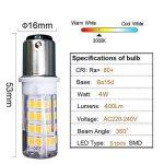 ampoule led baïonnette 12v TOP 3 image 2 produit