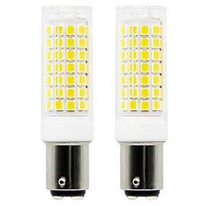 ampoule led baïonnette 12v TOP 6 image 0 produit