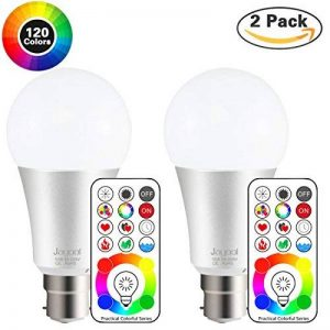 ampoule led change couleur avec télécommande TOP 2 image 0 produit