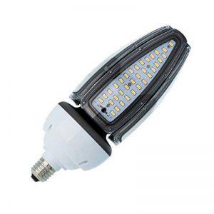 Ampoule LED Éclairage Publique Corn E27 40W IP65 Blanc Neutre 4000k-4500K LEDKIA de la marque LEDKIA image 0 produit