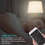 Ampoule LED Couleur,Wifi Ampoule Connectée E27 Compatible avec Amazon Alexa Echo Contrôle par Smartphone (iOS/Android),avec Changement de Couleur,Choix de scène,APP Contrôle à Distance de la marque FEYG image 4 produit