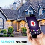 Ampoule LED Couleur,Wifi Ampoule Connectée E27 Compatible avec Amazon Alexa Echo Contrôle par Smartphone (iOS/Android),avec Changement de Couleur,Choix de scène,APP Contrôle à Distance de la marque FEYG image 1 produit