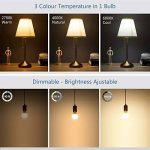 ampoule led dimmable e27 100w TOP 12 image 2 produit