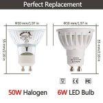 ampoule led dimmable gu10 TOP 0 image 1 produit