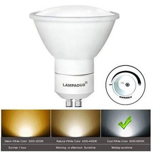 ampoule led dimmable gu10 TOP 5 image 0 produit