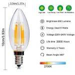 ampoule led e14 60w TOP 9 image 1 produit