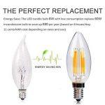 ampoule led e14 60w TOP 9 image 3 produit