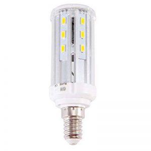 Ampoule LED E14Maïs Lampe 5730SMD Ampoule économie d'énergie Lampe Blanc Chaud Blanc neutre haute performance Warmweiss 6w de la marque Hamimelon image 0 produit