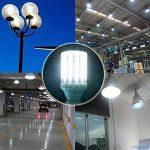 Ampoule led E27 30W 6000K,Wenscha lampe de maïs led puissant idéal pour grande pièce garage, atelier, salon, séjour, terrasse, applique murale(blanc froid) de la marque Wenscha image 4 produit