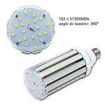 Ampoule led E27 35W 6000K, lampe de maïs led puissant idéal pour grande pièce(blanc froid) de la marque LEF image 2 produit