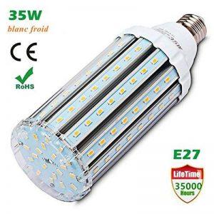 Ampoule led E27 35W 6000K, lampe de maïs led puissant idéal pour grande pièce(blanc froid) de la marque LEF image 0 produit
