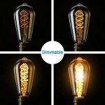 ampoule led e27 3w TOP 12 image 3 produit