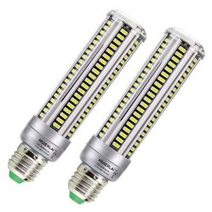 Ampoule LED E27 Lampe Led 20W équivalent 200W 1980 Lumen 6000K Ampoule Blanc Froid Eclairage Led maïs Cob 360° Larges Faisceaux by HUIERLAI Lot de 2 de la marque HUIERLAI image 0 produit