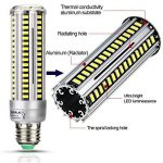 Ampoule LED E27 Lampe Led 20W équivalent 200W 1980 Lumen 6000K Ampoule Blanc Froid Eclairage Led maïs Cob 360° Larges Faisceaux by HUIERLAI Lot de 2 de la marque HUIERLAI image 4 produit
