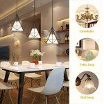Ampoule LED E27, Seealle Ampoule Globe Culot E27, 6W Equivalent 60W Incandescente, Blanc Chaud 2700K , 600LM, AC85-265V, Non-Dimmable, Lot de 6 de la marque Seealle image 3 produit