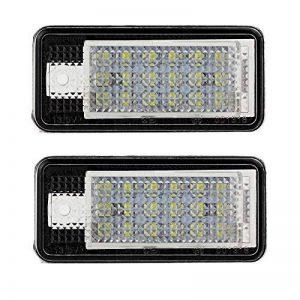ampoule led eclairage de plaque TOP 8 image 0 produit