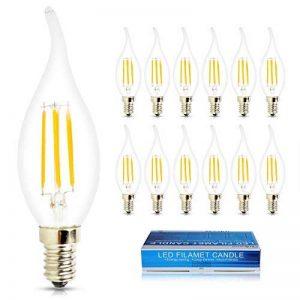 ampoule led flamme e14 TOP 2 image 0 produit