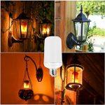 ampoule led flamme e27 TOP 4 image 2 produit