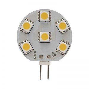 Ampoule led G4 1 watt (eq. 8 watt) - Couleur eclairage - Blanc chaud 3000°K de la marque Kanlux image 0 produit