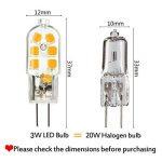ampoule led g4 TOP 12 image 4 produit
