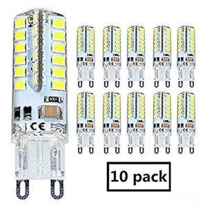 ampoule led g9 blanc froid TOP 1 image 0 produit