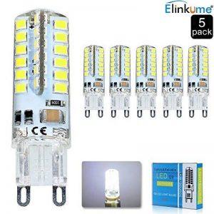 ampoule led g9 blanc froid TOP 3 image 0 produit