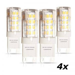 ampoule led g9 dimmable TOP 3 image 0 produit