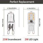 ampoule led g9 pas cher TOP 8 image 1 produit