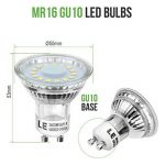 ampoule led gu10 12v TOP 1 image 2 produit