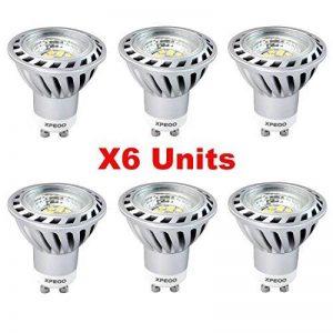 ampoule led gu10 220v TOP 0 image 0 produit