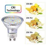 ampoule led gu10 220v TOP 12 image 3 produit