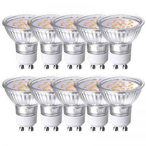 ampoule led gu10 400 lumens TOP 8 image 0 produit