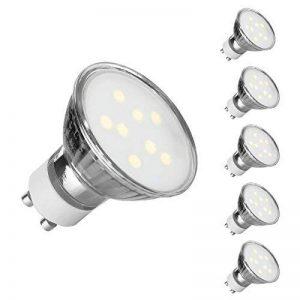 ampoule led gu10 400 lumens TOP 9 image 0 produit