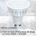 ampoule led gu10 compatible variateur TOP 11 image 2 produit