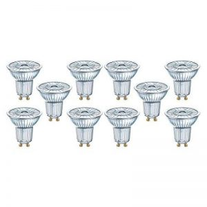 ampoule led gu10 compatible variateur TOP 2 image 0 produit