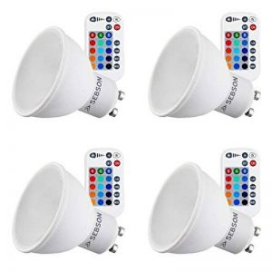 ampoule led gu10 couleur changeante TOP 5 image 0 produit