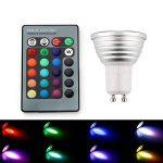 ampoule led gu10 couleur télécommande TOP 11 image 1 produit