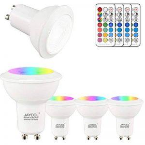ampoule led gu10 couleur TOP 10 image 0 produit