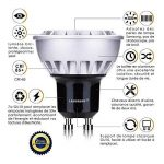 ampoule led gu10 dimmable 4000k TOP 1 image 2 produit