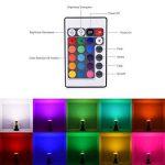 ampoule led gu10 multicolore télécommande TOP 11 image 3 produit