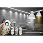 ampoule led gu10 multicolore télécommande TOP 3 image 2 produit
