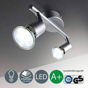 ampoule led gu10 pas cher TOP 1 image 0 produit