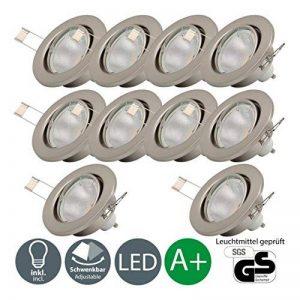 ampoule led gu10 pas cher TOP 8 image 0 produit