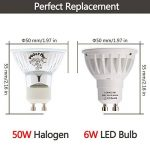 ampoule à led gu10 TOP 6 image 1 produit