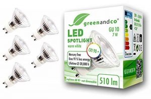 ampoule à led gu10 TOP 7 image 0 produit
