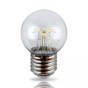 Ampoule LED Ledmaxx 5+4, 1W, E27, 2200K de la marque LEDmaxx image 0 produit
