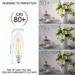 ampoule led lustre TOP 3 image 1 produit
