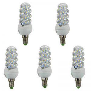 Ampoule LED Mini spirale E149W (Pack de 5) 4000K de la marque TECNOLUXEURO image 0 produit