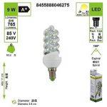 Ampoule LED Mini spirale E149W (Pack de 5) 4000K de la marque TECNOLUXEURO image 2 produit